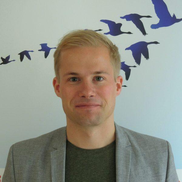 Andre Klekamp - Vorstand und Pressesprecher der SPD Osnabrück